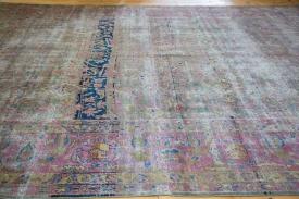 Distressed Sivas Carpet