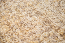 7.5x10.5 Distressed Khorossan Carpet