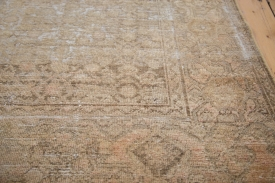 3.5x6.5 Distressed Persian Rug