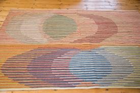 4.5x6 Vintage Kilim Rug