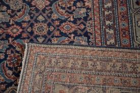Room Size Vintage Persian Rug