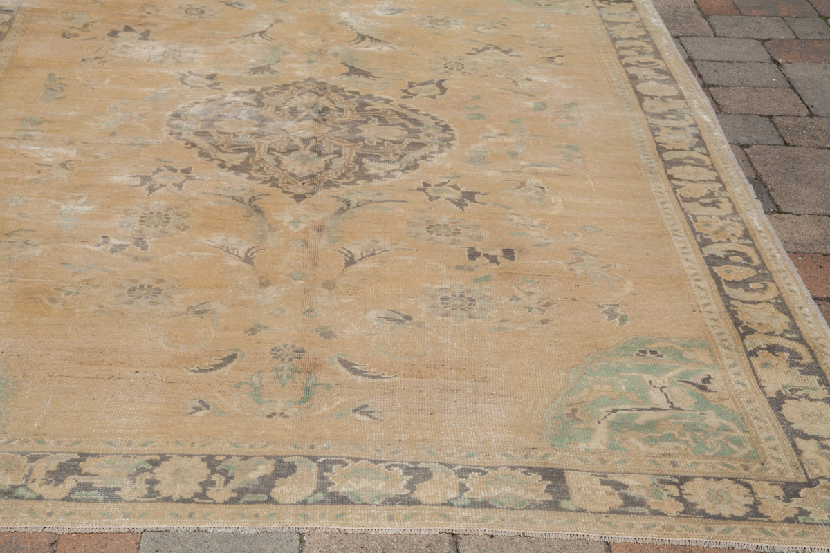 Turkish Pastel Rug
