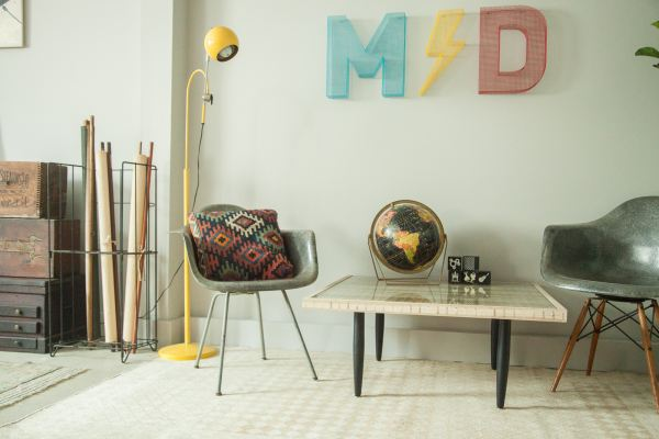 Mid Century Modern and Light Airy Rugs