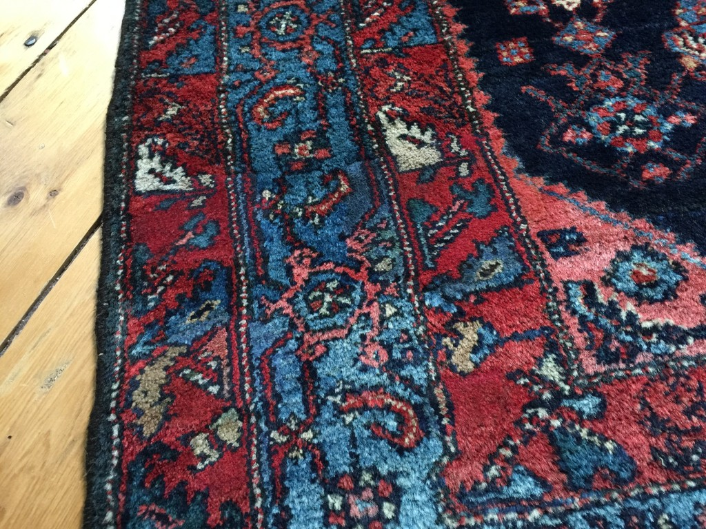 Oriental Rug Restoration and Repair